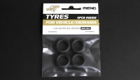 Tyres for Vehicles / Dioramas - 1/35