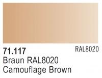 Model Air 71117 - Braun / Camouflage Brown RAL8020