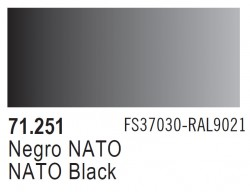 Model Air 71251 - NATO Schwarz / NATO Black FS37030 / RAL9021
