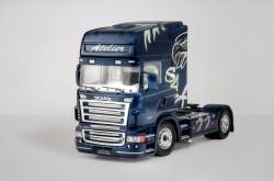 Scania R620 Atelier - 1:24
