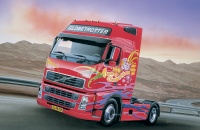 Volvo FH16 Globetrotter XL - 1:24