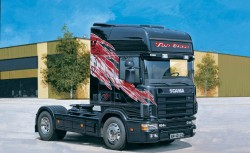 Scania 164L Topclass 580 CV - 1/24