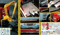 Truck Accessories - Set II - 1/24