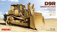 D9R Doobi Armored Bulldozer - 1:35