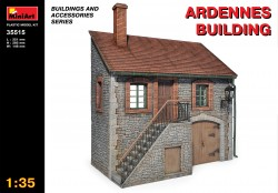 Ardennes Building - 1/35