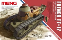French Light Tank Renault FT-17 - Cast turret - 1/35