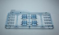 Wasserflaschen Set für Fahrzeuge / Dioramen - 1:35