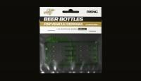 Bierflaschen Set für Fahrzeuge / Dioramen - 1:35