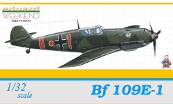 Messerschmitt Bf 109 E-1 - Weekend Edition