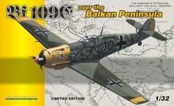 Messerschmitt Bf 109 E - Über der Balkanhalbinsel - Limited Edition