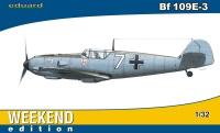 Messerschmitt Bf 109 E-3 - Weekend Edition