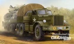 US M19 Tank Transporter - Hard Top