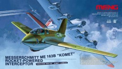 Messerschmitt Me 163B Komet - Rocket-powered Interceptor - 1/32