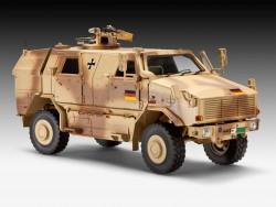 Deutsche Bundeswehr ATF Dingo 2 GE A2 PatSi - 1:35