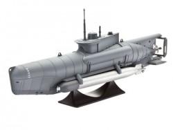 Deutsches Kleinst-U-Boot Typ XXVIIB - Seehund