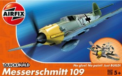 Quick Build - Messerschmitt Bf109 E