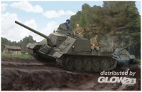 Soviet SU-100 Tank Destroyer - 1/16