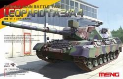 Deutsche Bundeswehr Kampfpanzer Leopard 1 A3 / A4 - 1:35