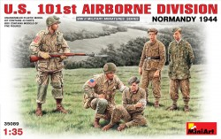 US 101st Airborne Division - Normandy 1944 - 1/35