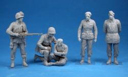 US 101st Airborne Division - Normandie 1944 - 1:35