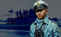 Deutsche Kriegsmarine U-Boot Kommandant 1:16