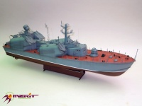 Russian Navy OSA Class Missile Boat, OSA-1 - 1/72
