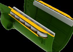Auspuff für 1:32 Messerschmitt Bf109 G-6 - Revell 04665 - 1:32
