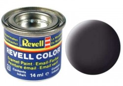 Revell 06 Tar Black RAL 9021 - Flat