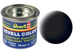 Revell 08 Black RAL 9011 - Flat