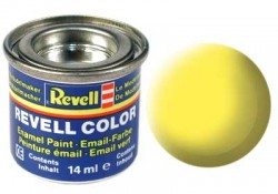 Revell 15 Yellow RAL 1017 - Flat