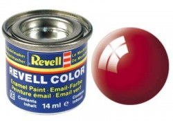 Revell 31 Firey Red RAL 3000 - Gloss