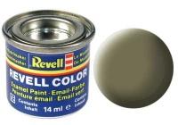 Revell 45 Light Olive RAL 7003 - Flat