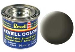 Revell 46 Nato-Olive RAL 7013 - Flat