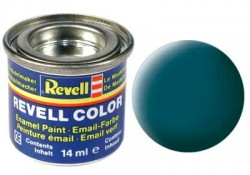 Revell 48 Sea Green RAL 6028 - Flat