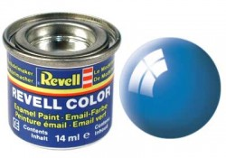 Revell 50 Light Blue RAL 5012 - Gloss