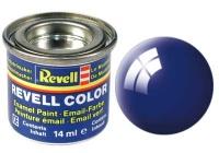 Revell 51 Ultramarin-Blau RAL 5002 - Glänzend