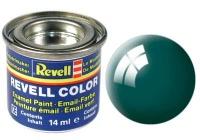 Revell 62 Moosgrün RAL 6005 - Glänzend
