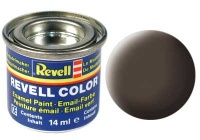 Revell 84 Leather Brown RAL 8027 - Flat