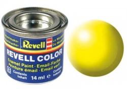 Revell 312 Luminous Yellow RAL 1026 - Semi Gloss