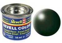 Revell 363 Dark Green RAL 6020 - Semi Gloss