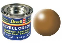 Revell 382 Holzbraun RAL 8001 - Seidenmatt