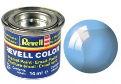 Revell 752 Blue - Clear