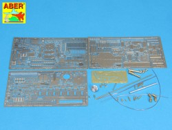 Tiger I Ausf. E Mid Version - Basic Set for 1/16 Hobby Boss 82601