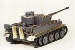 ABER Ätzteileset  Tiger I Ausf. E frühe Version Komplett-Set