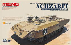 Israeli Heavy Armored Personnel Carrier Achzarit - Early - 1:35