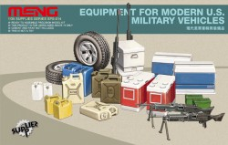 Equipment for Modern US Military Vehicles - 1/35