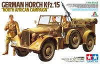 Horch Kfz. 15 - Deutsches Afrika Korps