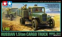 Russian 1.5 Ton Cargo Truck - Model 1941 - 1/48