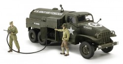 US Airfield Fuel Truck - 2 1/2 Ton 6x6 - 1/48