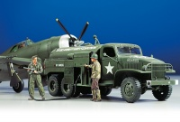 US Tanklaster 2 1/2t 6x6 - 1:48